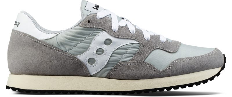 2bc3b734456dc SAUCONY DXN Trainer Vintage - gray/white
